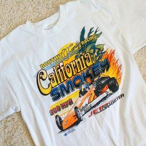 California racing tee